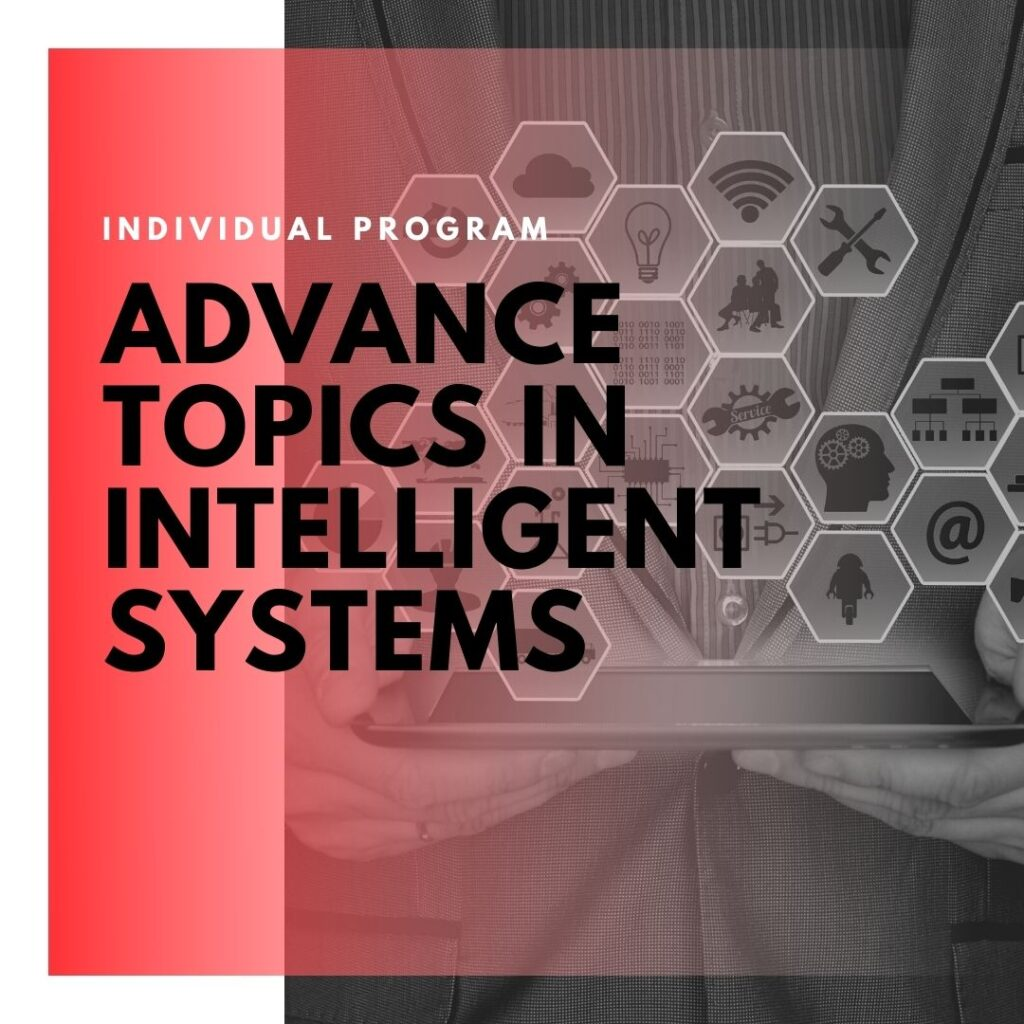 Institute of Technology - In Canada - ITD Canada - Advanced Topics In Intelligent Systems