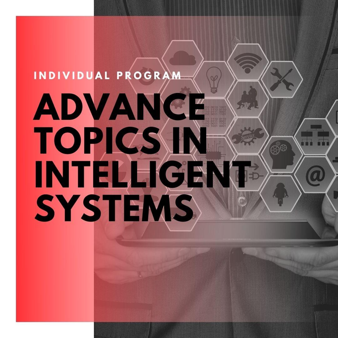ITD Canada - Advanced Topics In Intelligent Systems