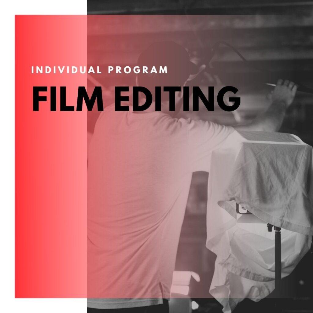 Institute of Technology - In Canada - ITD Canada - Film Editing