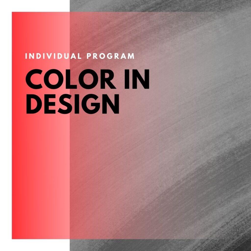 ITD Canada - Color Design