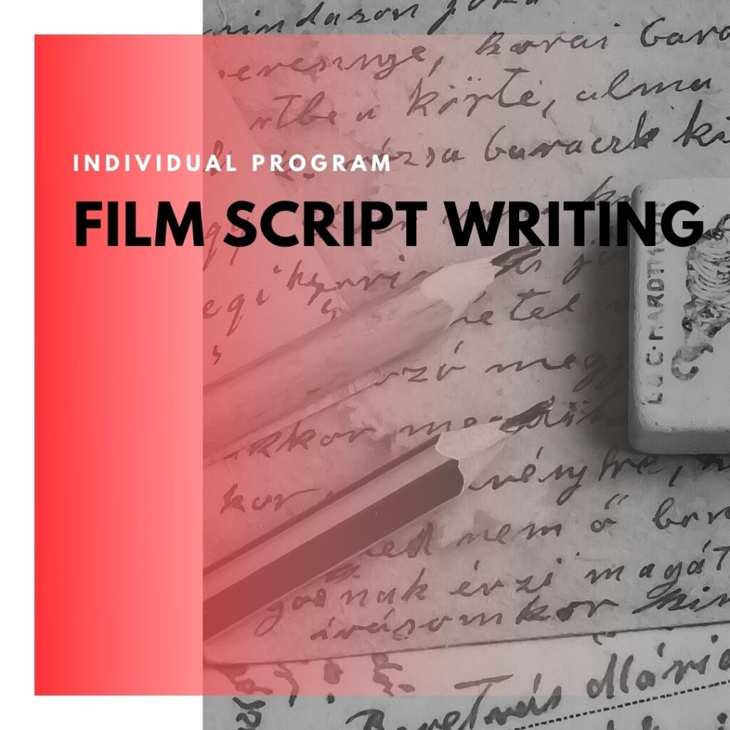 Institute of Technology - In Canada - ITD Canada - Film Script Writing