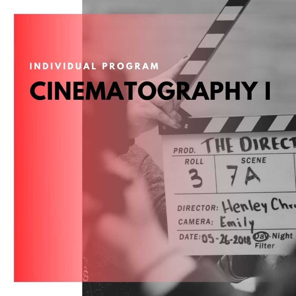 Institute of Technology - In Canada - ITD Canada - Cinematography IInstitute of Technology - In Canada - ITD Canada -