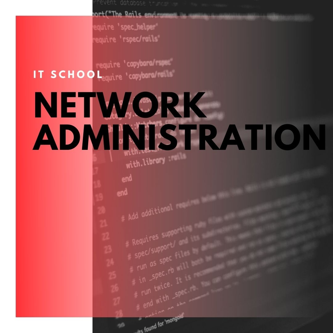 Institute of Technology - In Canada - ITD Canada - Network Administration