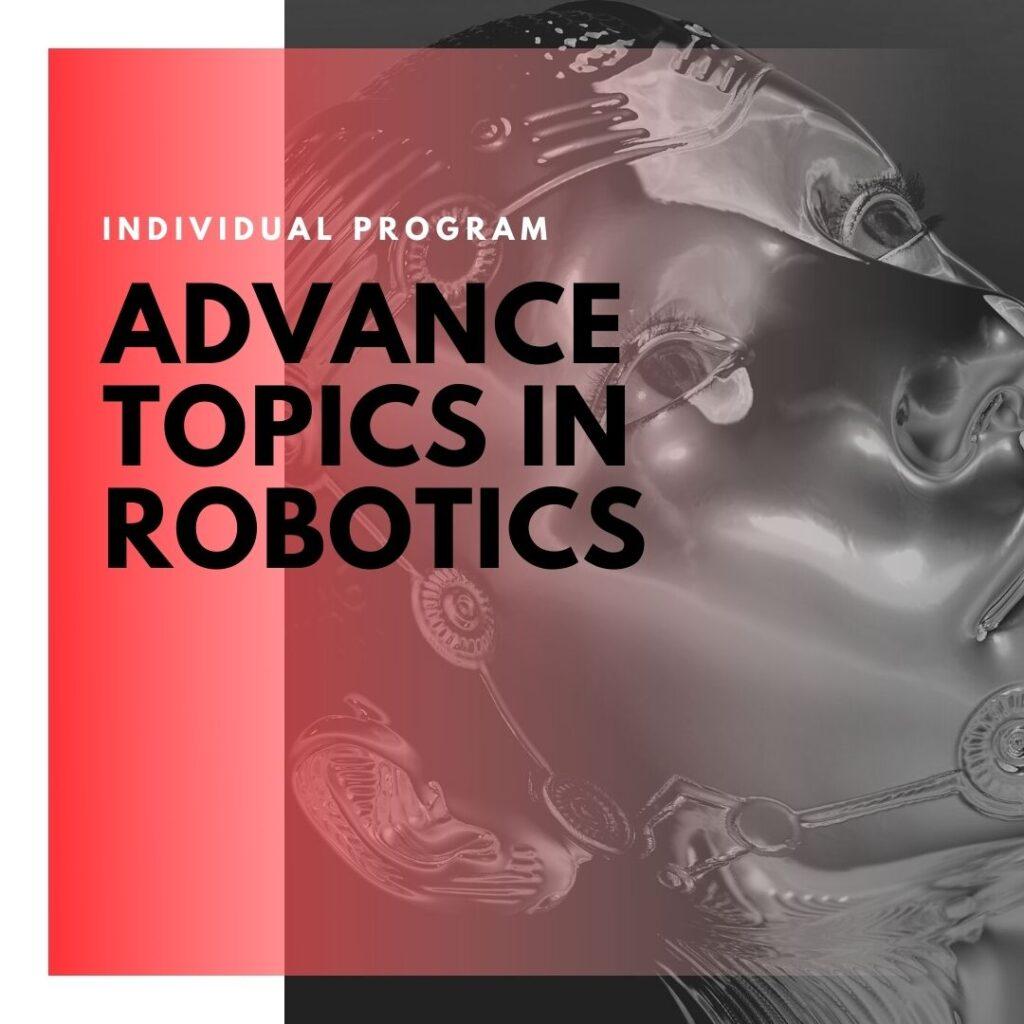 Institute of Technology - In Canada - ITD Canada - Advanced Topics In Robotics