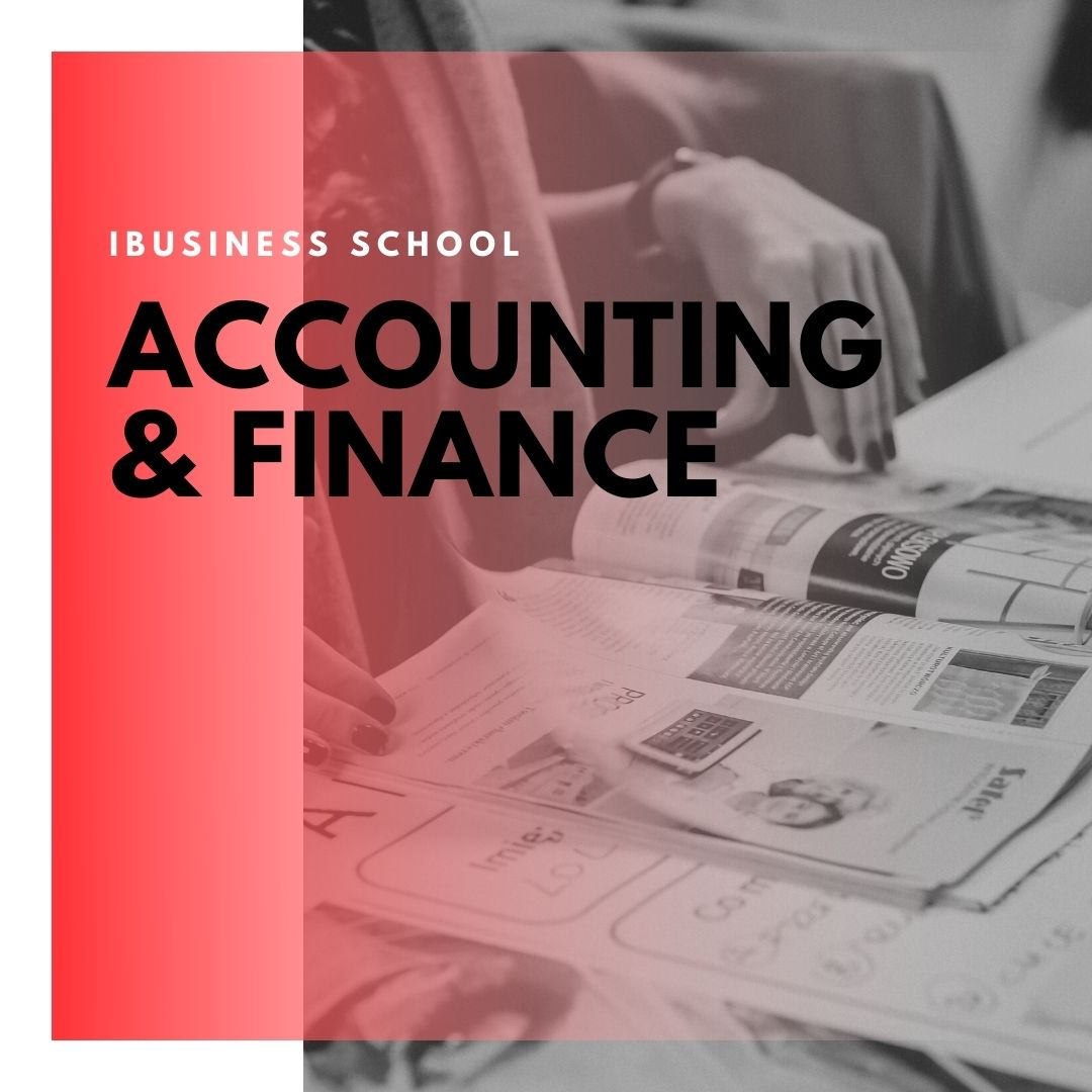 Institute of Technology - In Canada - ITD Canada - Accounting & Finance