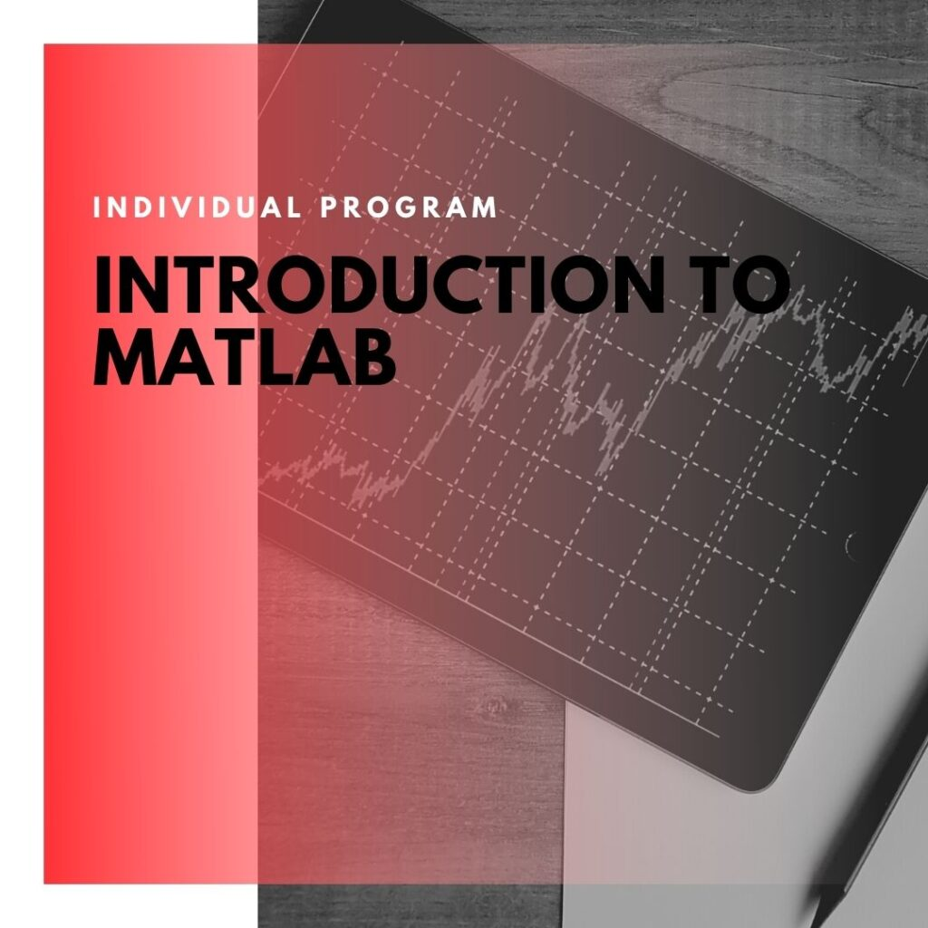 Institute of Technology - In Canada - ITD Canada - Introduction To MATLAB