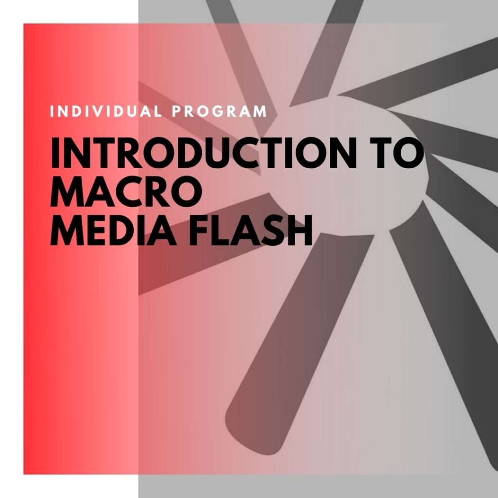 Institute of Technology - In Canada - ITD Canada - Introduction To Macro Media Flash