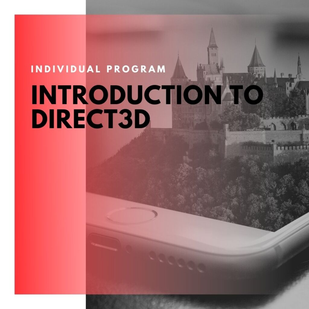 ITD Canada - Introduction To DIRECT 3D