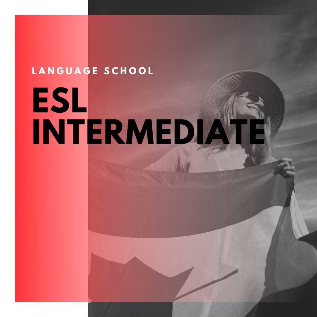 Institute of Technology - In Canada - ITD Canada - ESL Intermediate