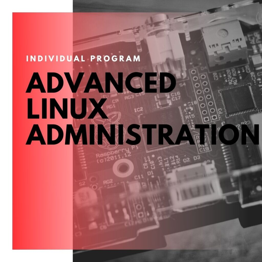 Institute of Technology - In Canada - ITD Canada - Advanced Linux Administration