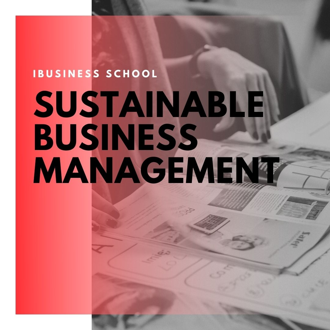 Institute of Technology - In Canada - ITD Canada - Sustainable Business Management