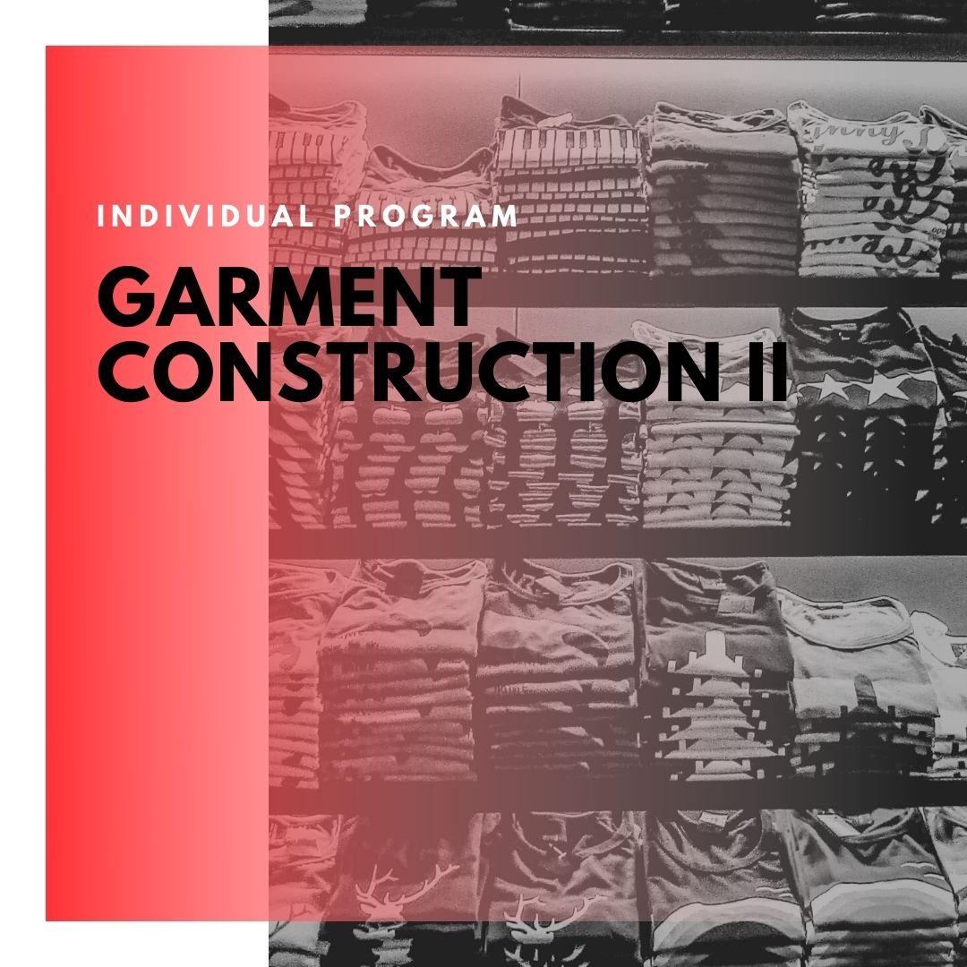 ITD Canada - Garment Construction II