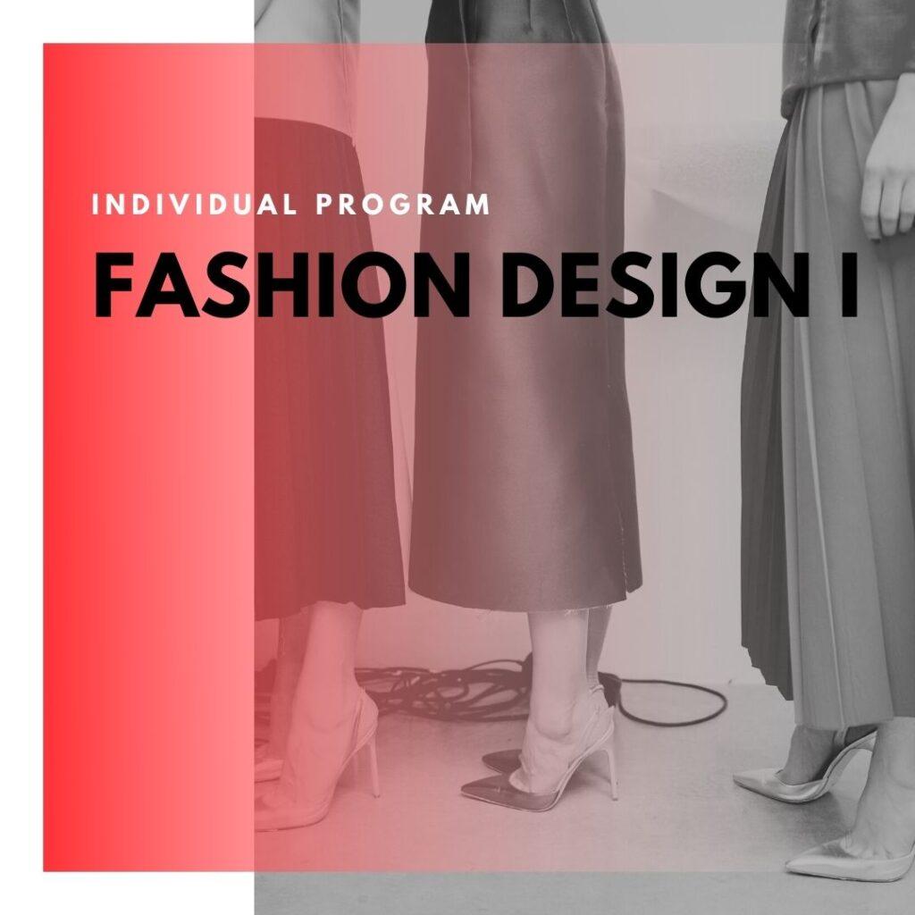 Institute of Technology - In Canada - ITD Canada - Fashion Design I