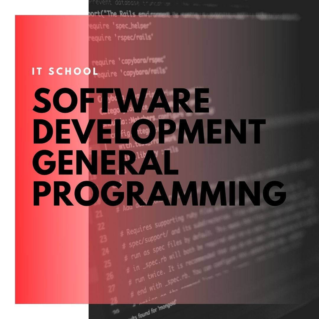 Institute of Technology - In Canada - ITD Canada - Software Development General Programming