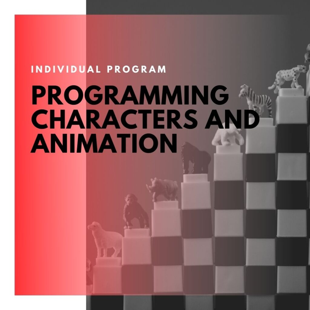 Institute of Technology - In Canada - ITD Canada - Programming characters and animations