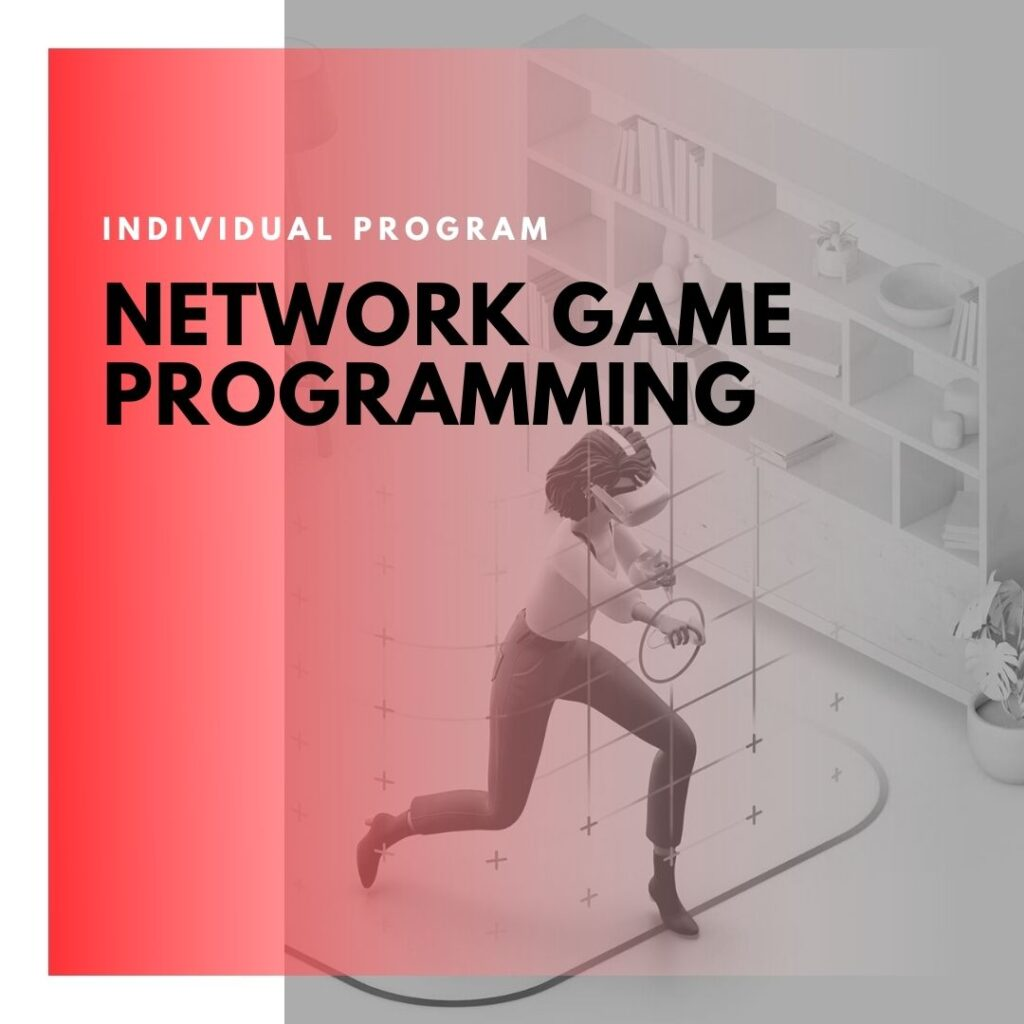 Institute of Technology - In Canada - ITD Canada - Network game programming
