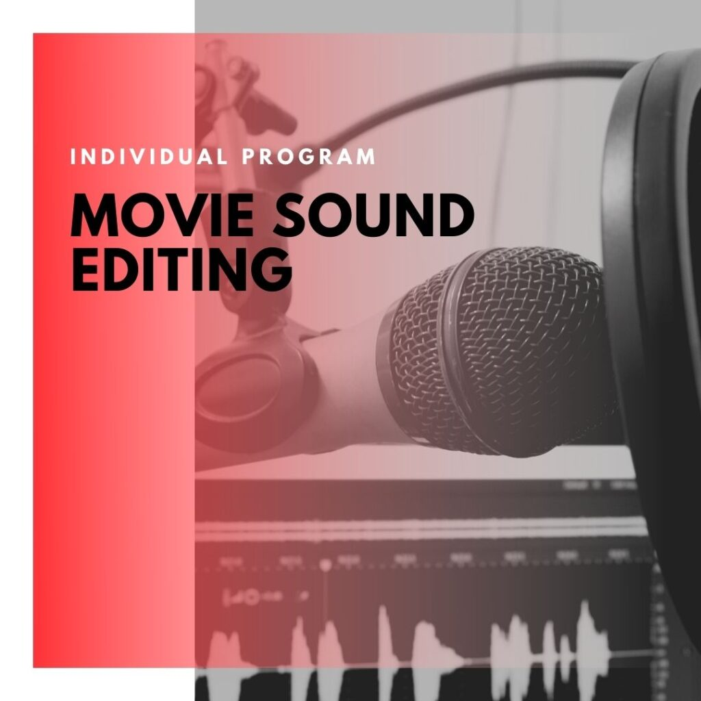 Institute of Technology - In Canada - ITD Canada - Movie Sound Editing