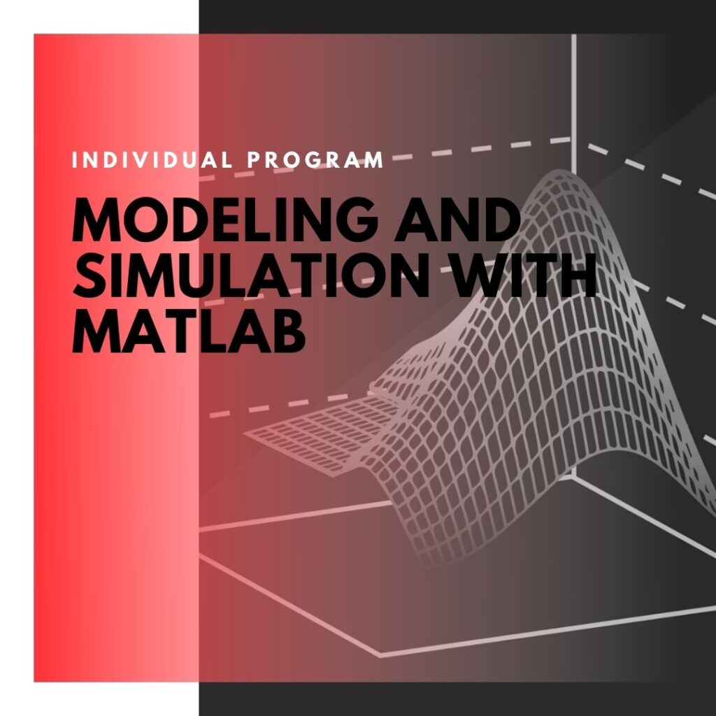 Institute of Technology - In Canada - ITD Canada - Modeling And Simulation With Matlab