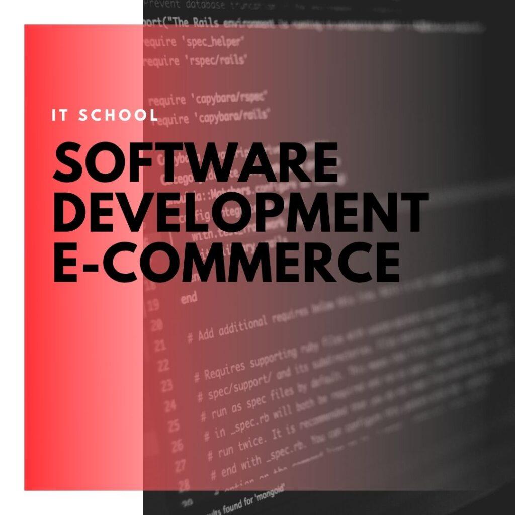 Institute of Technology - In Canada - ITD Canada - Software Development E-Commerce