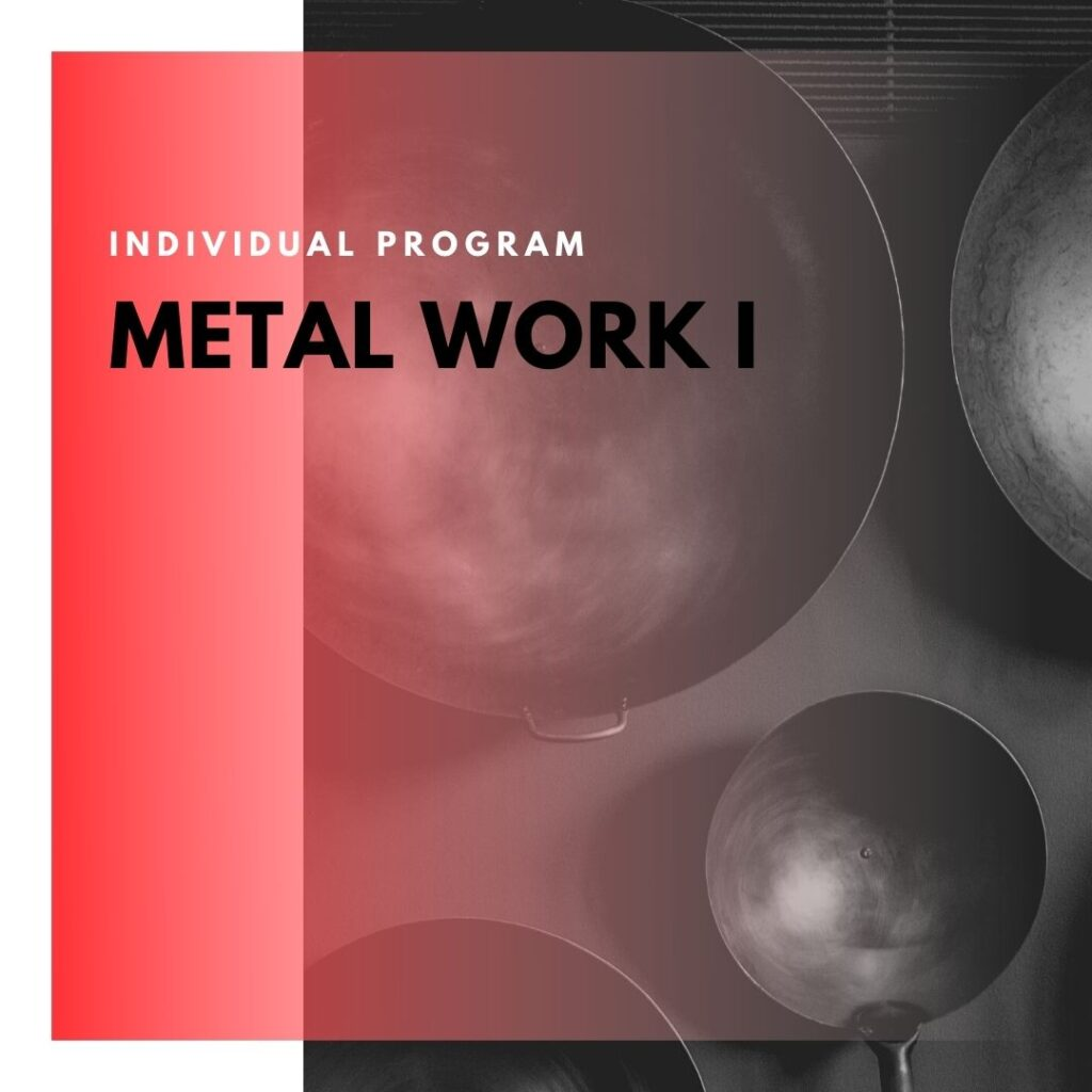 Institute of Technology - In Canada - ITD Canada - Metal Work I