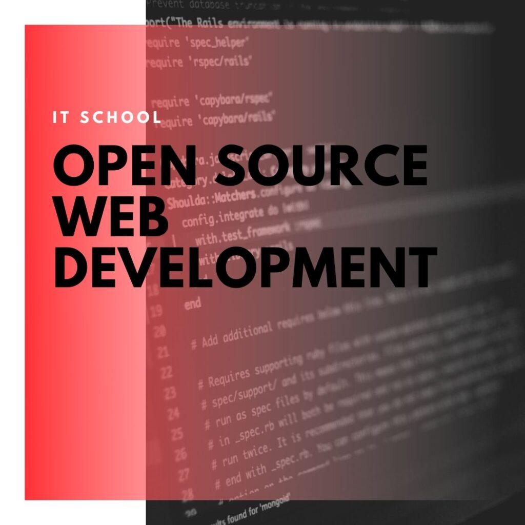 Institute of Technology - In Canada - ITD Canada - Open Source Web Development