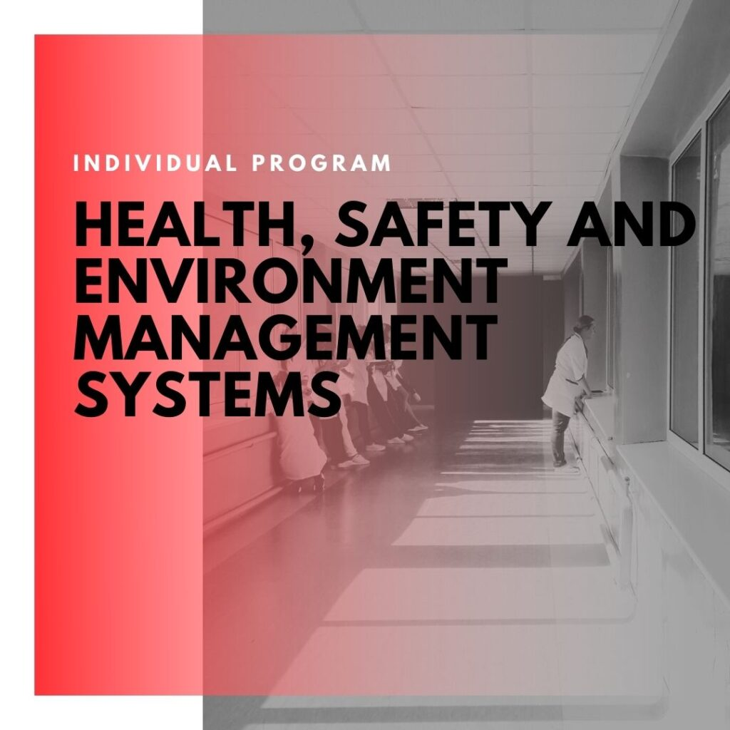 Institute of Technology - In Canada - ITD Canada - Health safety & environment management systems