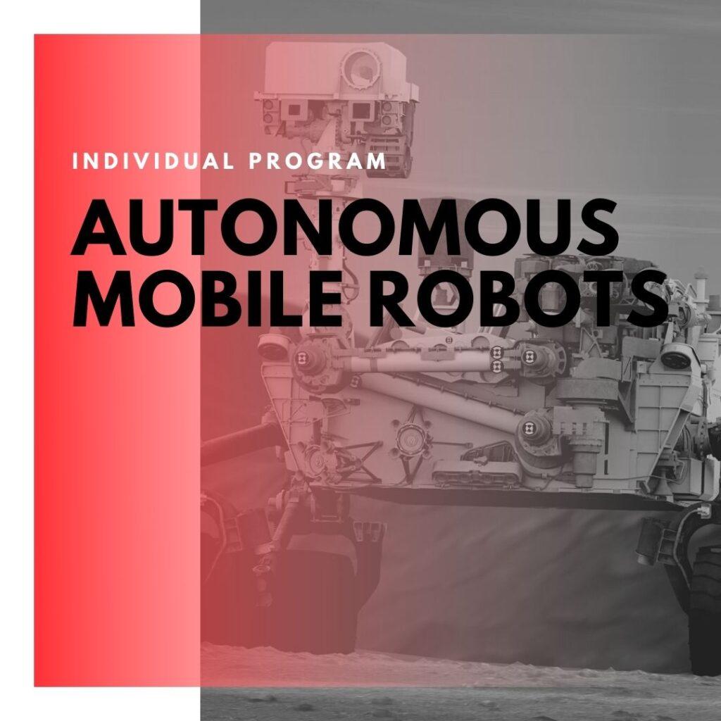 Institute of Technology - In Canada - ITD Canada - Autonomous Mobile Robots