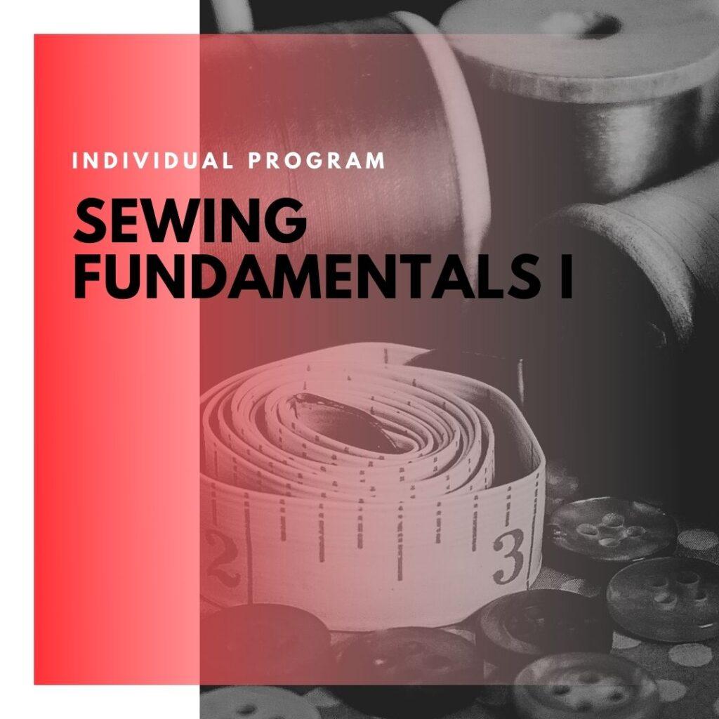 ITD Canada - Sewing Fundamentals IInstitute of Technology - In Canada - ITD Canada -