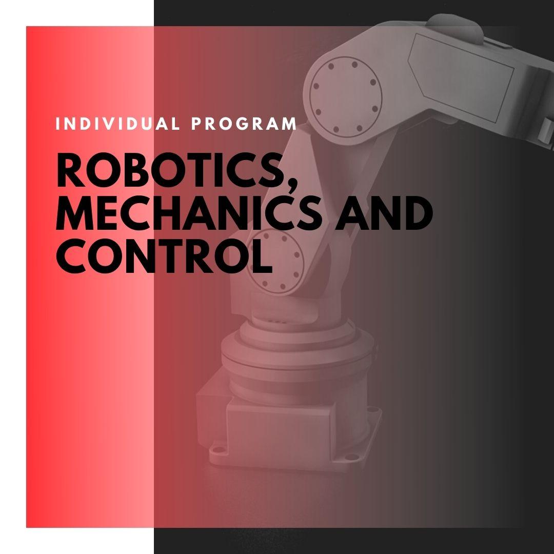 ITD Canada - Robotics, Mechanics And Control
