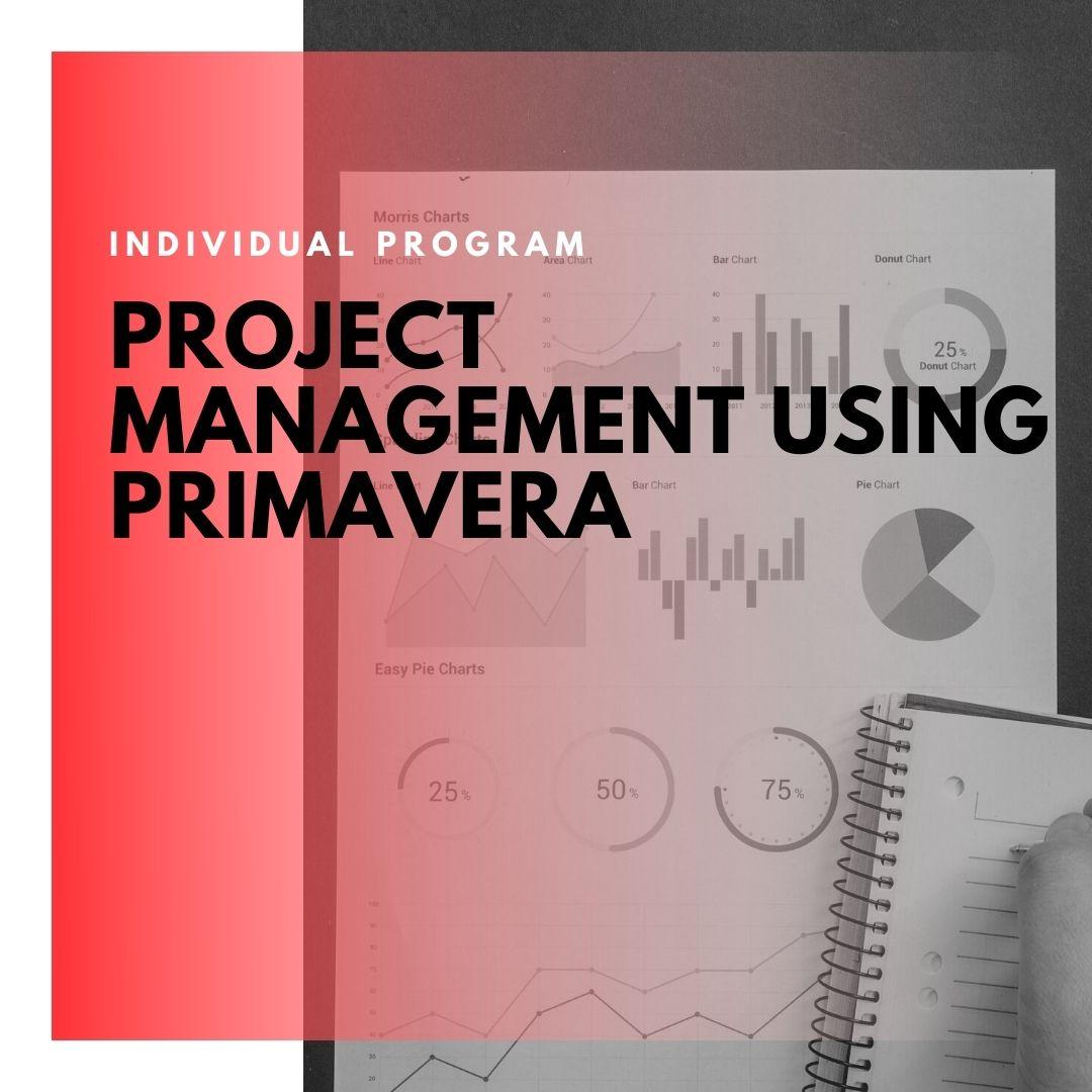 ITD Canada - Project management using primavera