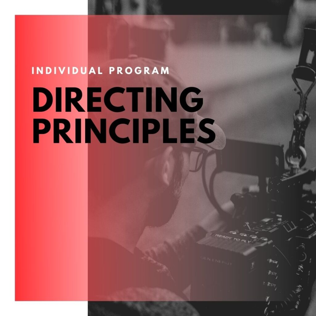 Institute of Technology - In Canada - ITD Canada - Directing Principles