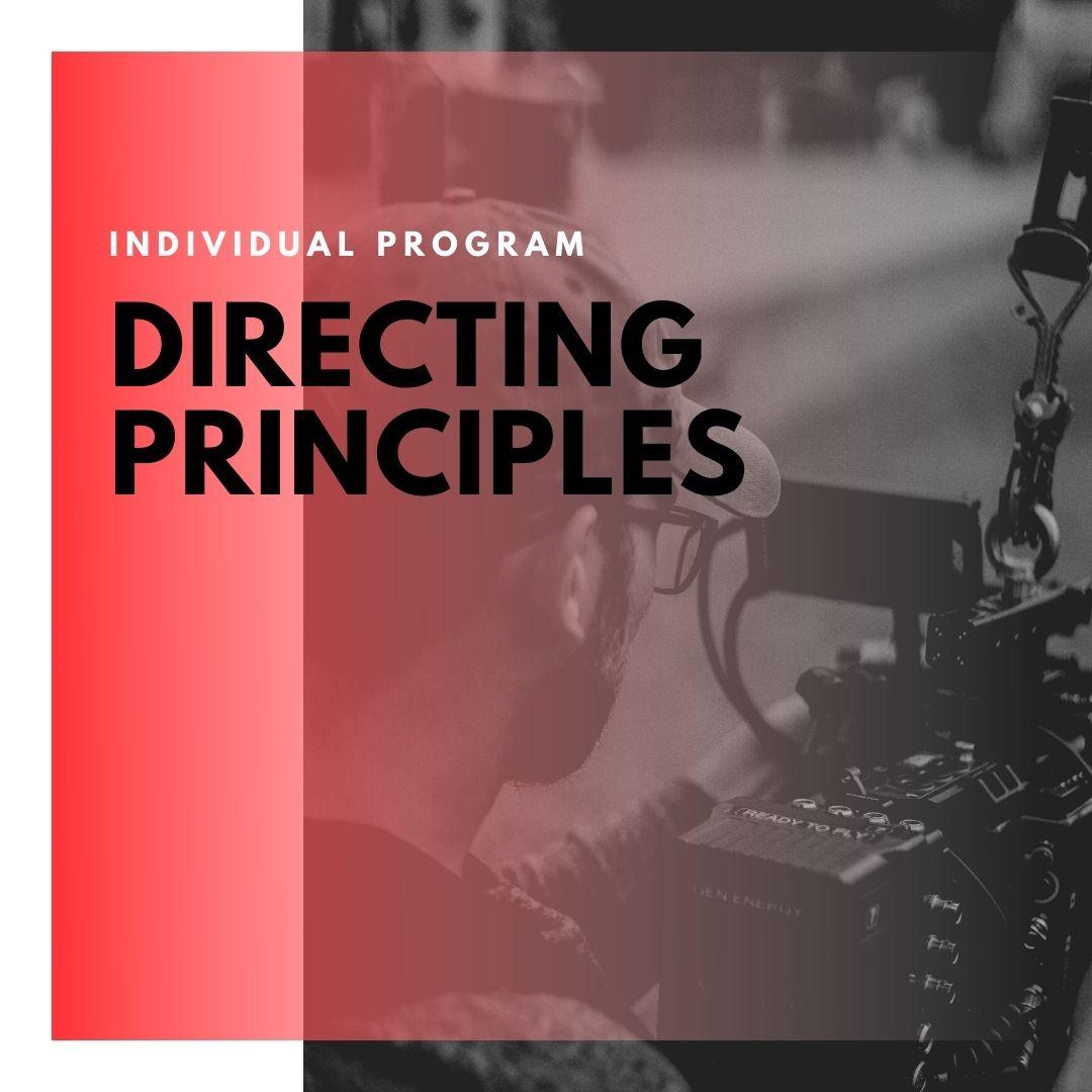 ITD Canada - Directing Principles