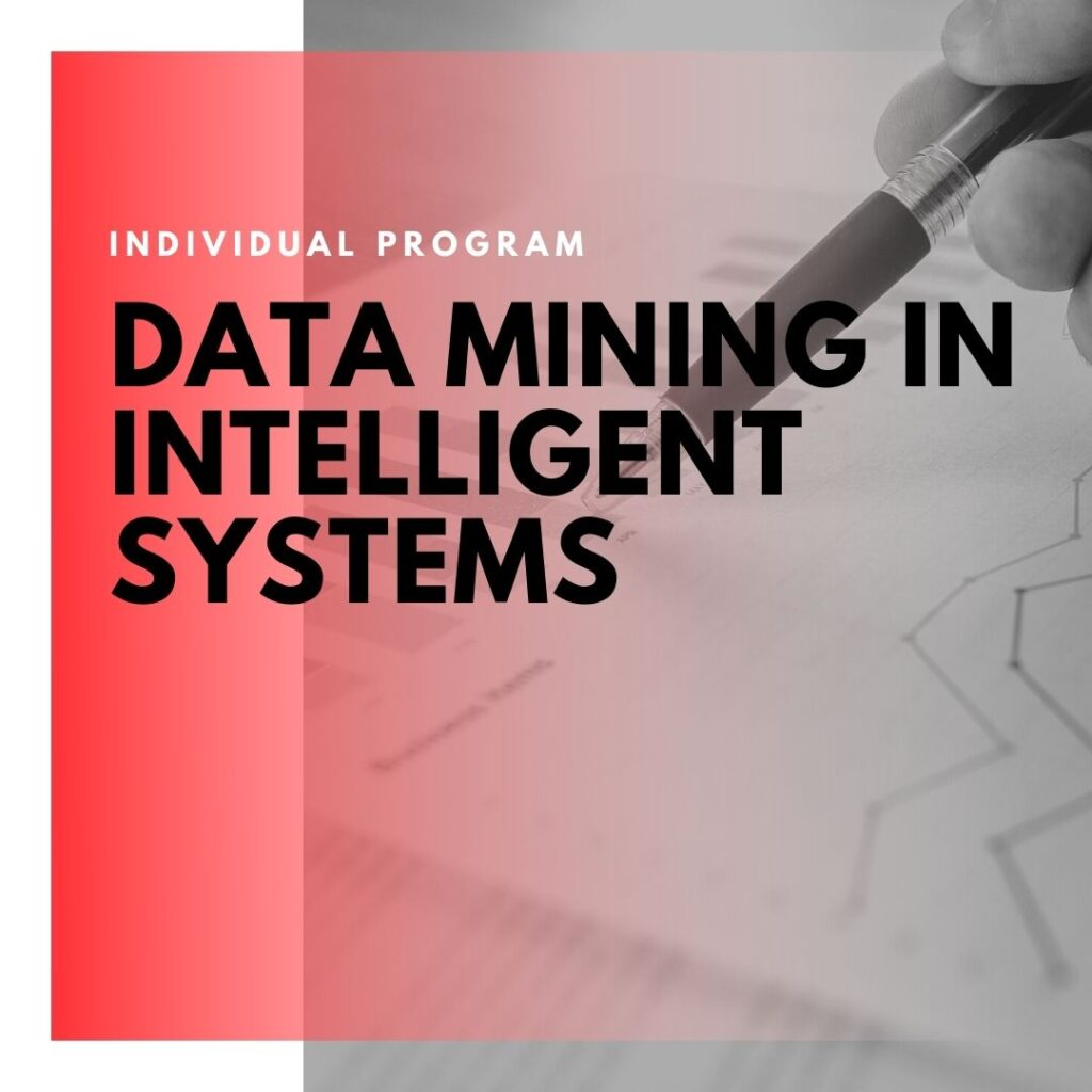 Institute of Technology - In Canada - ITD Canada - Data Mining In Intelligent Systems