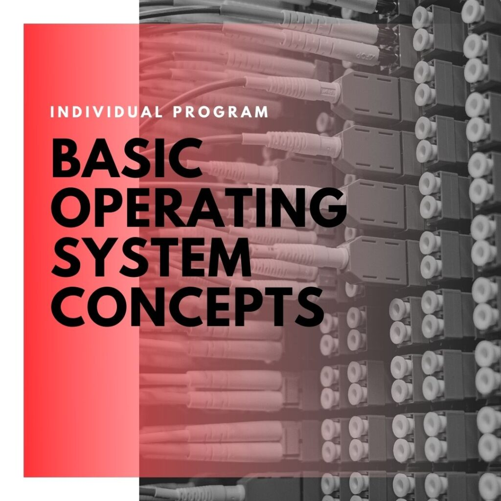 ITD Canada - Basic Operating System Concepts