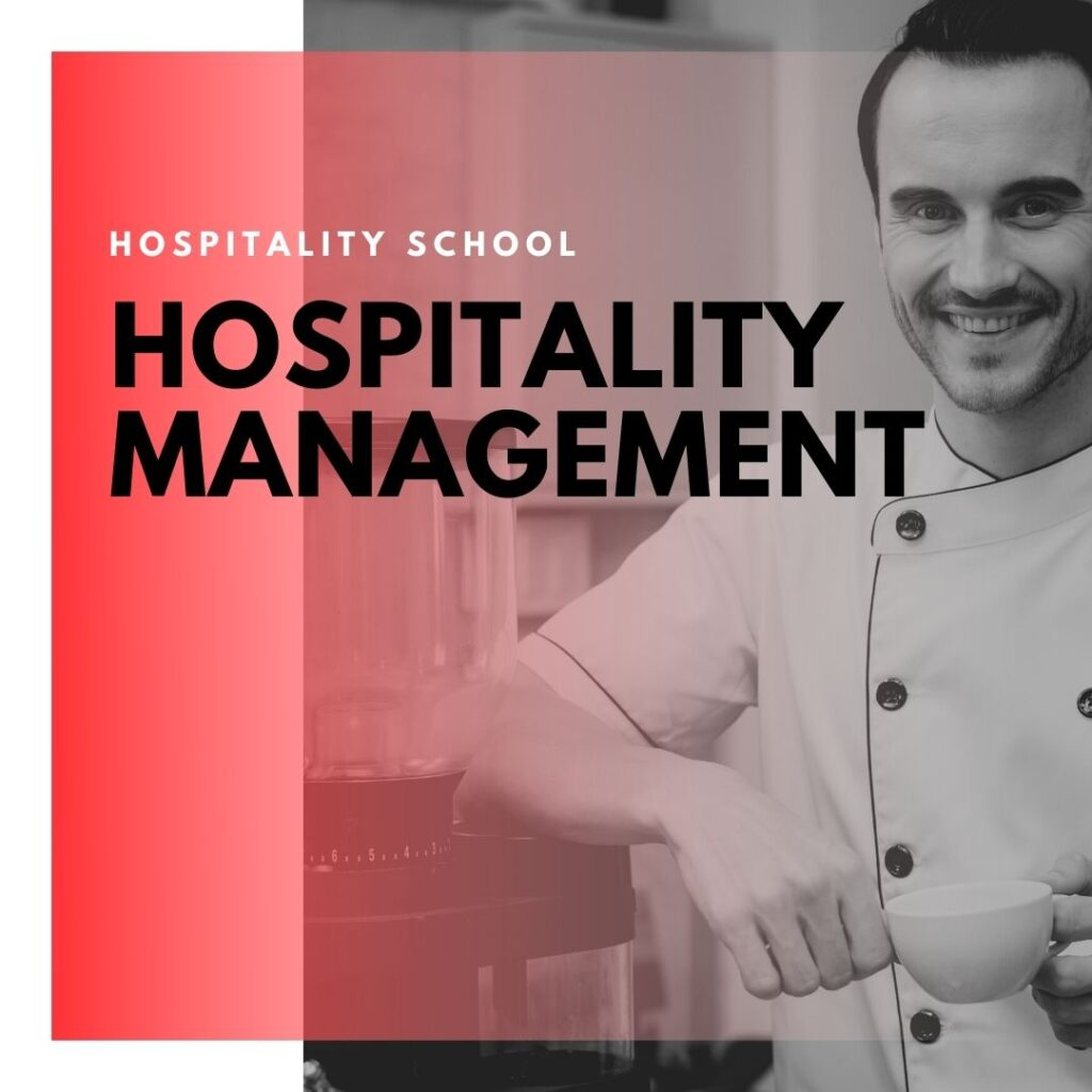 Institute of Technology - In Canada - ITD Canada - Hospitality Management
