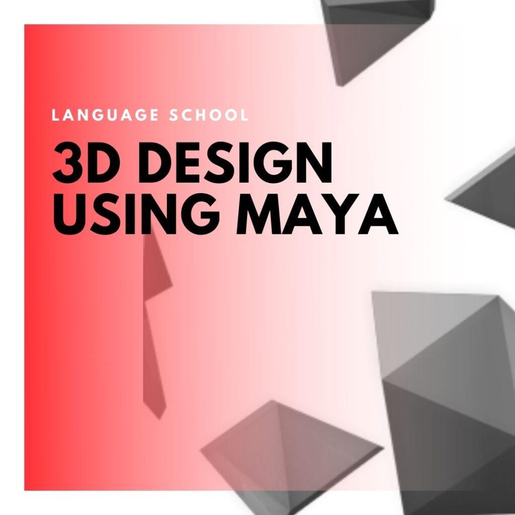 ITD Canada - 3D Design Using Maya